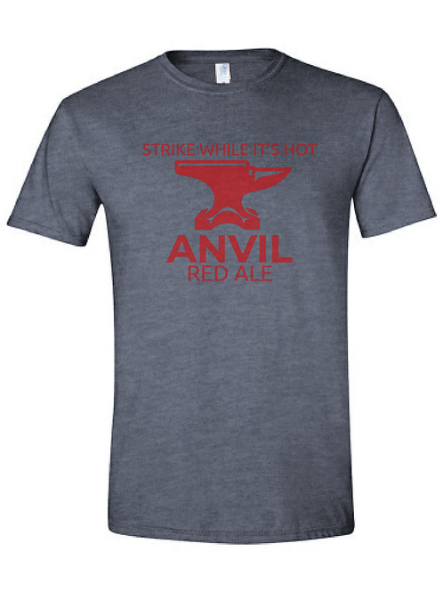 Anvil Red Ale Branded T-Shirt