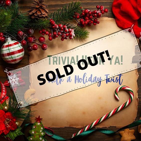 Trivia! Heck ya!- Holiday Edition