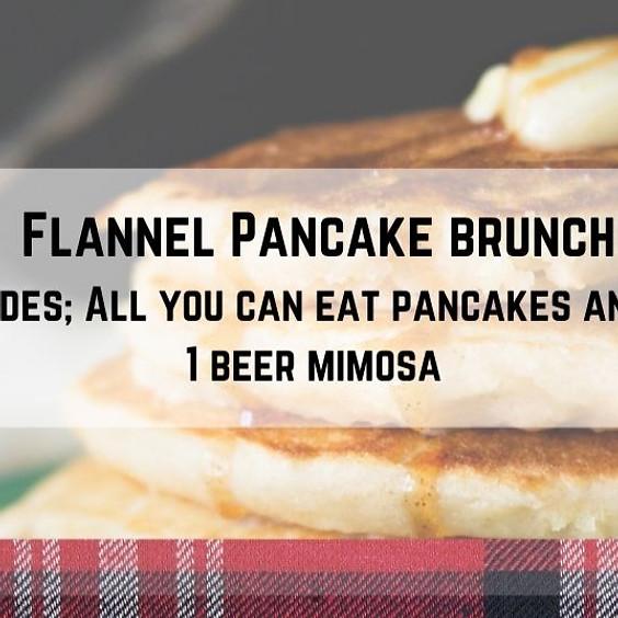 Flannel Pancake Brunch