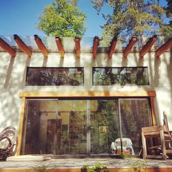 Exterior of Studio