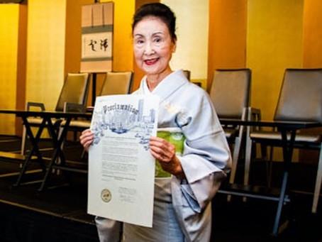 Midori Mochizuki - Sensei Teacher