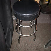 Stool Bar Cushioned - 3 Available