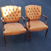 Chair Orange Arm - 2
