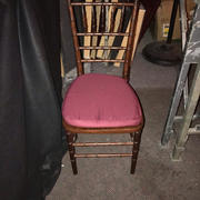 Cabaret Chair Wooden - 4 Available