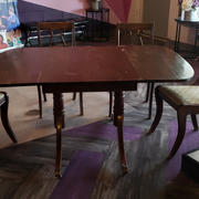 Table Dining with 4 Chairs