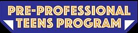 Pre-Professional Teens Program Logo-HR.p