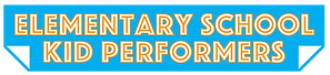 Elementary School Kids Performers Logo.p