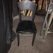 Cabaret Chair Black - 3 Available