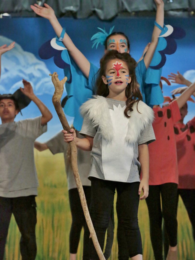 Youth theatre shows