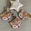 Thumbnail: Porte- clés ~ Fox liège coloré