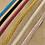 Thumbnail: Galons bohème ~ 6 coloris