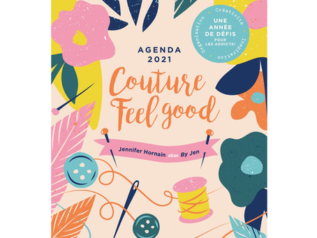 l'AGENDA COUTURE FEEL GOOD 2021