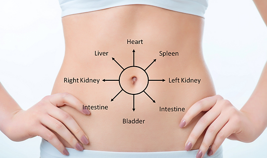 Healthy Belly Button, Healthy Navel