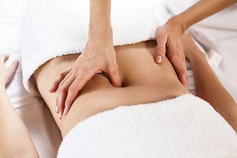 Belly Button Massage