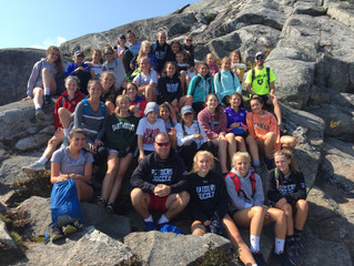 Lady Raiders on top of the World!