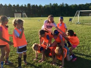 DSGS Coaches the Future Raiders!