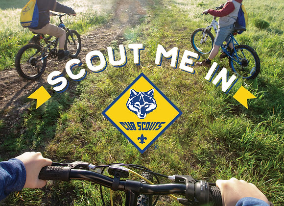 Pack 222 Annual Dues