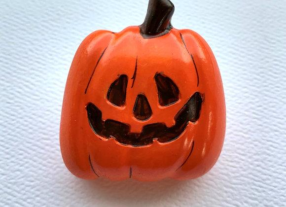 Pumpkin fall slide
