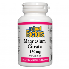 NFactors Magnesium Citrate 150 mg