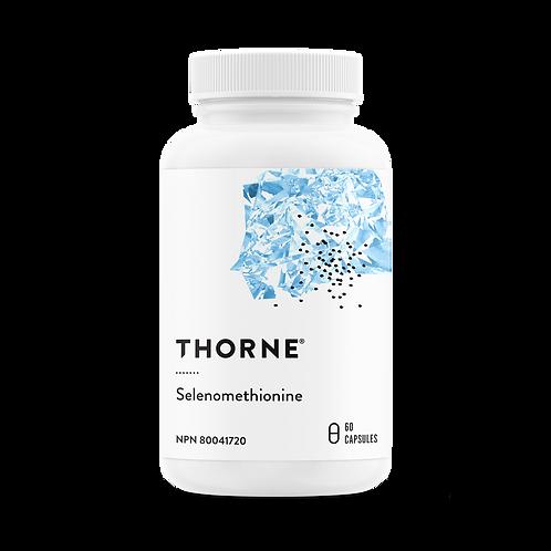 Thorne Research  Selenomethionine 60 caps