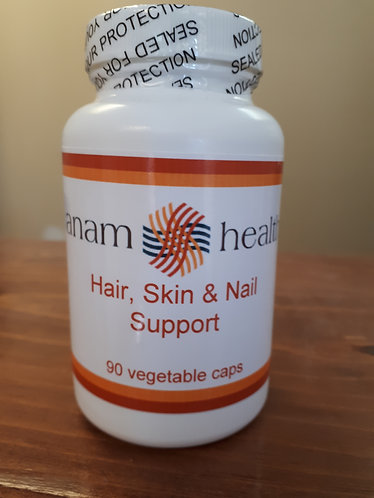 ANAM HAIR SKIN NAILS SUPPORT 90caps