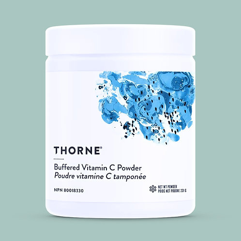 Thorne Research  Buffered Vitamin C Powder  42 Scoops
