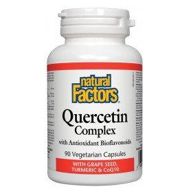 Natural Factors QUERCITIN Complex 90 caps