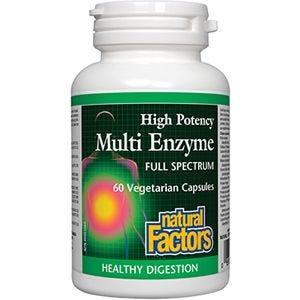 NFactors Hi Potency Multi Enzyme
