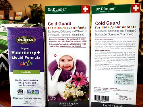 Cold and Flu Prevention and Protection for Children