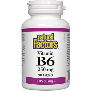 NFactors B6 250 mg  90 tablets