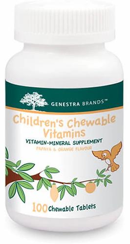 Children's Chewable Multi Vitamin- Mineral