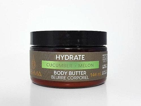 Sohma Cucumber - Melon Body Butter