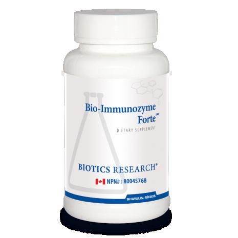 Biotics Research Bio-Immunozyme Forte 90 caps