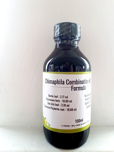 ANAM CHIMAPHILA COMBINATION #2 Herbal Formula  100ml
