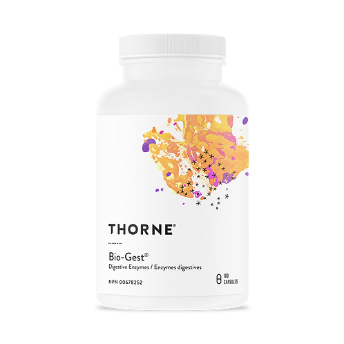 Thorne Research Bio-Gest®  180's