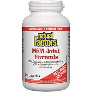 NFactors MSM Joint Formula  90 capsules