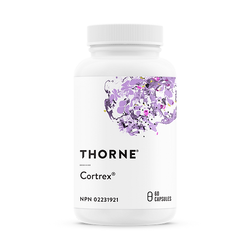 Thorne Research Cortrex - Adrenal Support  60 caps