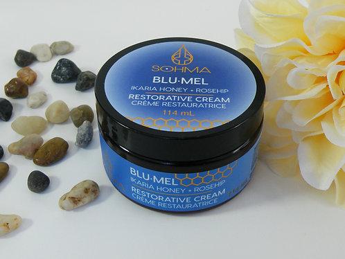 Blu Mel Psoriasis / Restorative Cream 4 ounce