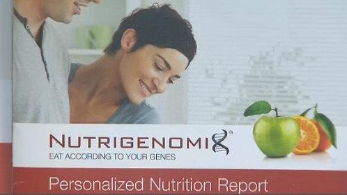 Nutrigenomix DNA Health Test