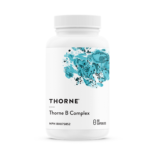 Thorne Research B Complex 60 caps