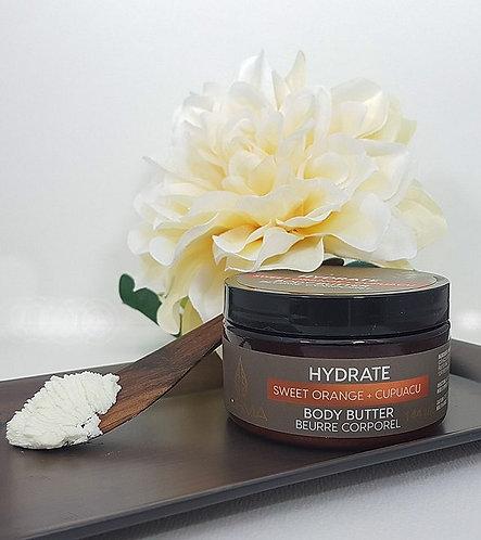 Sohma Hydrate Sweet Orange & Cupuacu Body Butter 114 ml