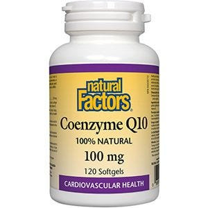 NFactors CoEnzyme Q100 mg -  120 caps