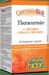 THERACURMIN 60 vegetarian caps