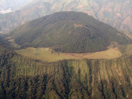 Vigilan el volcán Cerro Machín por aumento en la actividad sísmica