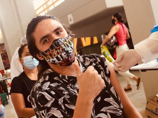 Habilitado estadio Murillo Toro como punto permanente de vacunación contra el Covid-19
