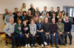 Ostróda Camp hosted 26 leaders from the region for the Evangelism Training