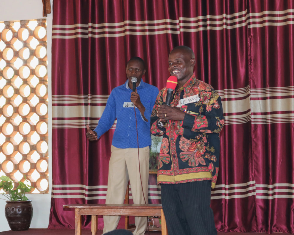 Wilson - host pastor