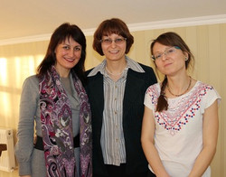 Members of TCI Staff & Pioneer Bible Translators
