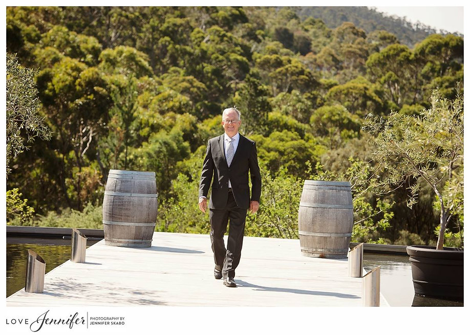 Celebrant Hobart | David Closs Celebrant | Weddings With A Difference