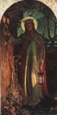 William Holman Hunt Light of the World